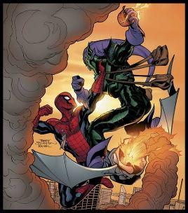 Green Goblin (Norman Osborn) - Marvel Universe Wiki: The definitive online source for Marvel super hero bios.