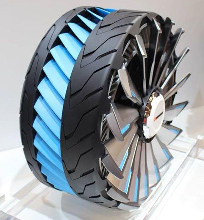 Hankook HyBlade tires