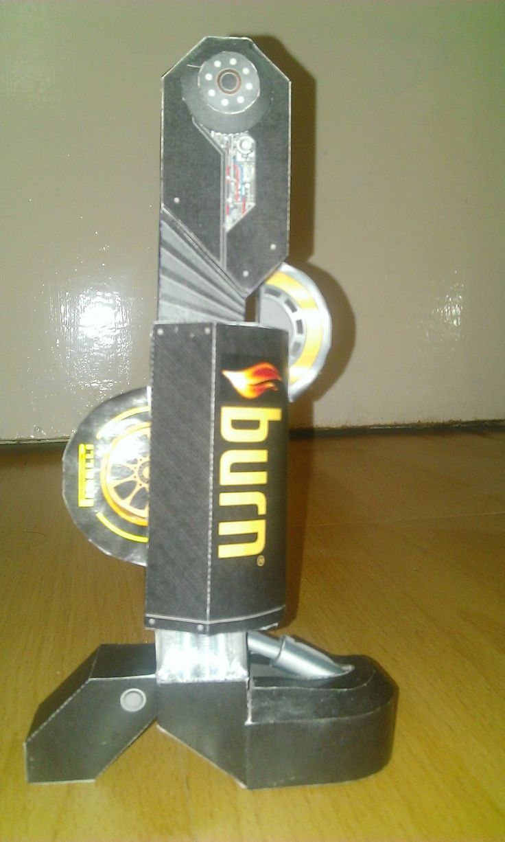 #MyKimiRobot leg side view
