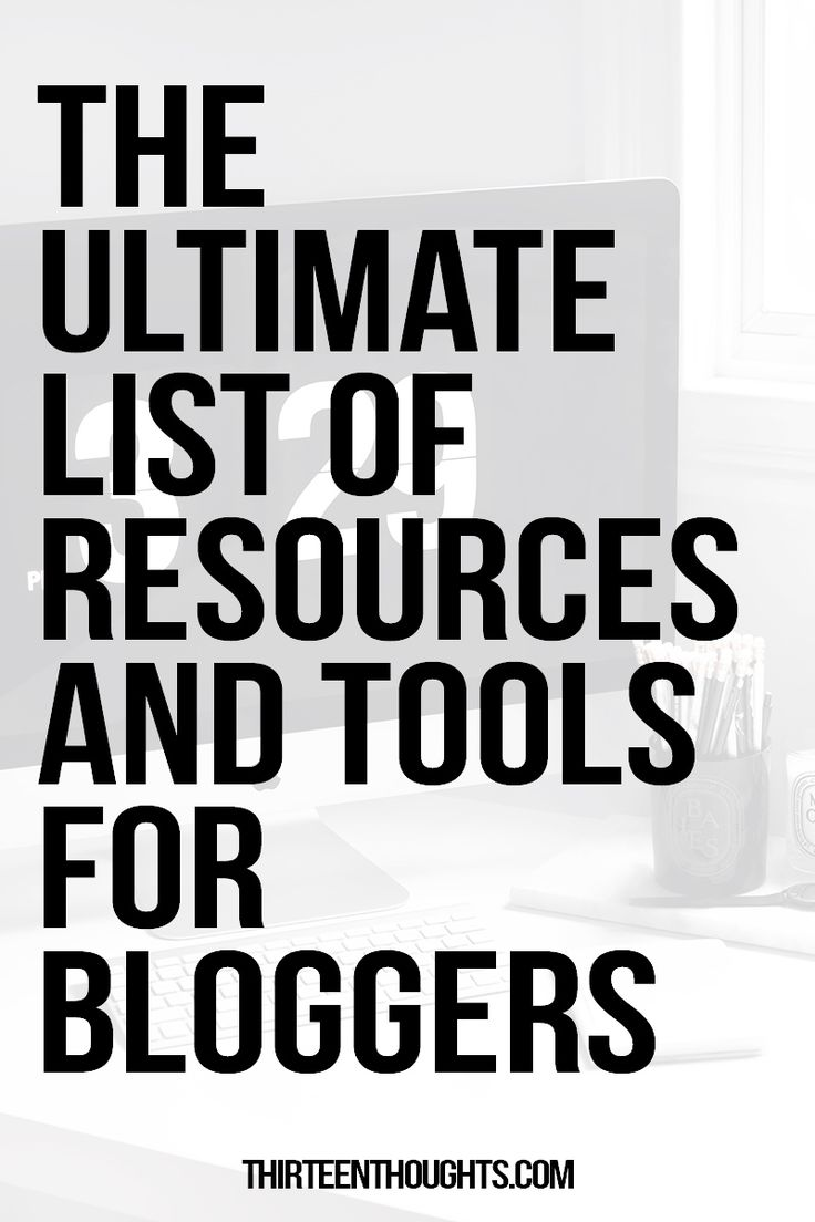Resources and Tools for Bloggers | Blog Tips | Blogging Tips | Blog Resources | Tips for Bloggers | Affiliate Marketing for Bloggers | Pinterest Tips for Bloggers | Blogger resources | Blogging | Blog tips | tools for bloggers