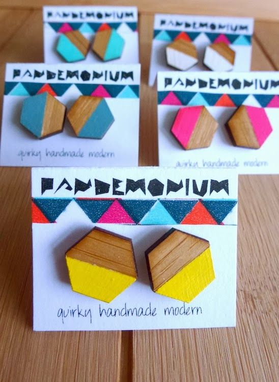 Featured Jewellery - Pandemonium