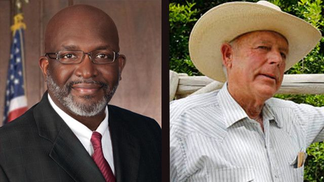 Derrick Grayson, Georgia Senate Candidate, and Cliven Bundy deliver joint remarks | Communities Digital News