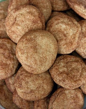 Homemade Old Fashioned Snickerdoodle | Easy Cookies Recipe Dessert