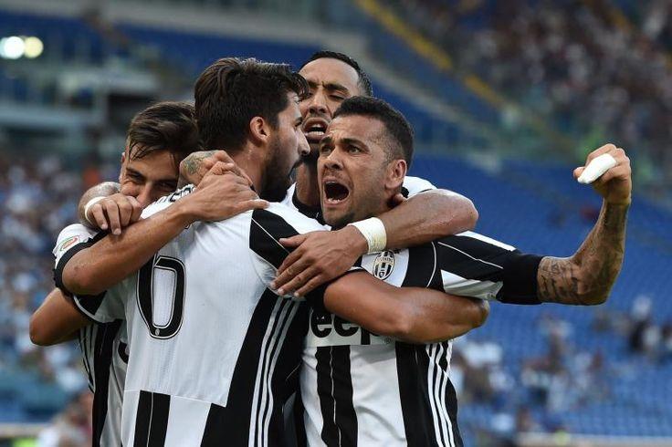 Foto Juventus - Esultanza - Daniel Alves da Silva - Sami Khedira - 327999