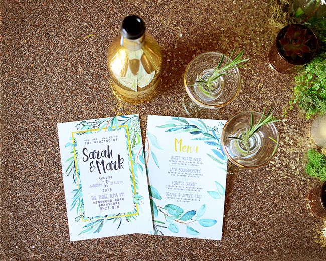 Botanical Luxe wedding inspiration with Sophie Bowdler Photography (27)