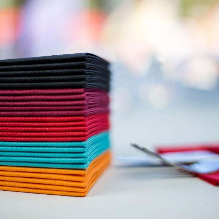 #servilletas de #airlaid #tissue #seco #colores #canguro