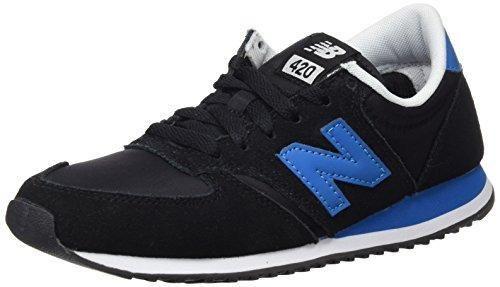 Oferta: 90€ Dto: -35%. Comprar Ofertas de New Balance 420, Zapatillas de Running Unisex Adulto, Multicolor (Black 001), 40 EU barato. ¡Mira las ofertas!