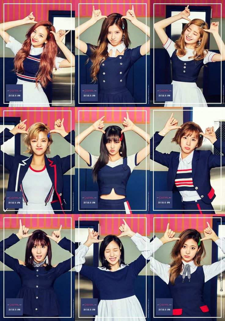 Twice Signal Teaser Pic
