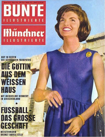 'Bunte Illustrierte'': 1961