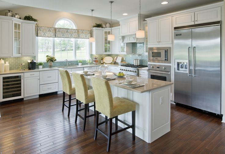 78 Images About Kitchens On Pinterest Lakes Islands And Kitchen Gallery