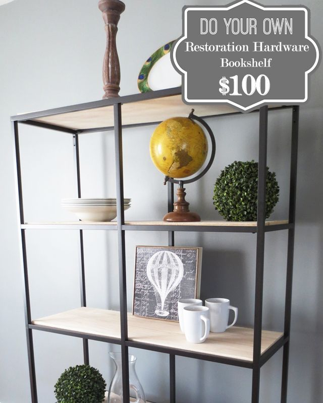 Top 26 Ideas About Restoration Hardware Knock Off's On
