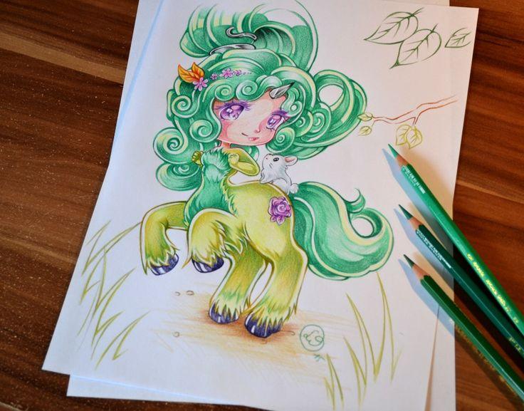 Chibi Centaur by Lighane on DeviantArt