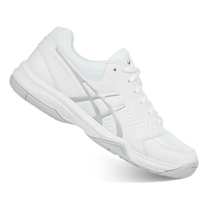 ASICS GEL Dedicate 5 Womens Tennis Shoes #colorful