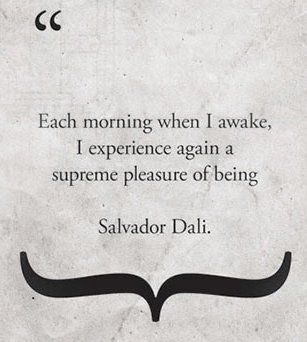 Salvador Dali quote #quote