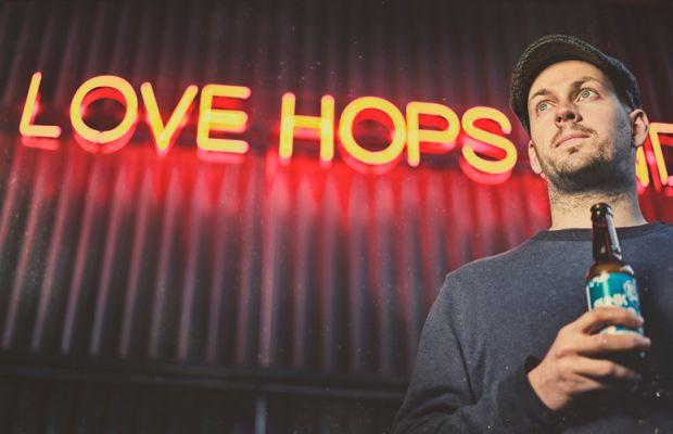 As Ohio Beer ABV Cap Expires BrewDogs James Watt Discusses Big Brews New Columbus Brewery #beer #craftbeer #party #beerporn #instabeer #beerstagram #beergeek #beergasm #drinklocal #beertography