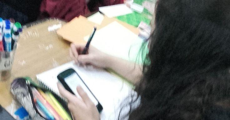 El celular como recurso para búsqueda de info