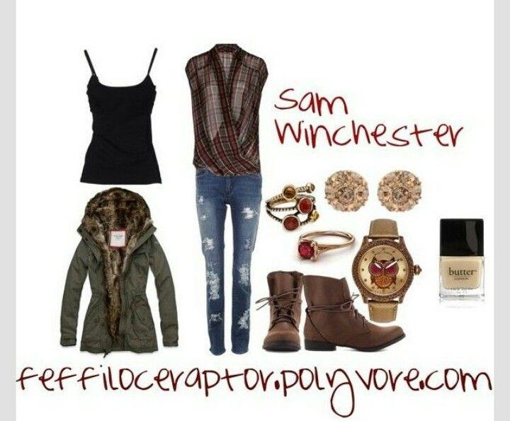Supernatural Sam Winchester outfit idea