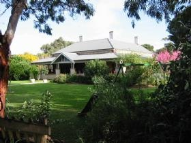 Australian homestead built in the 1840's  Normanville, Aus