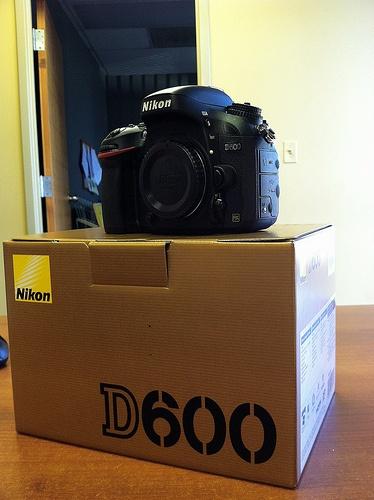 New D600