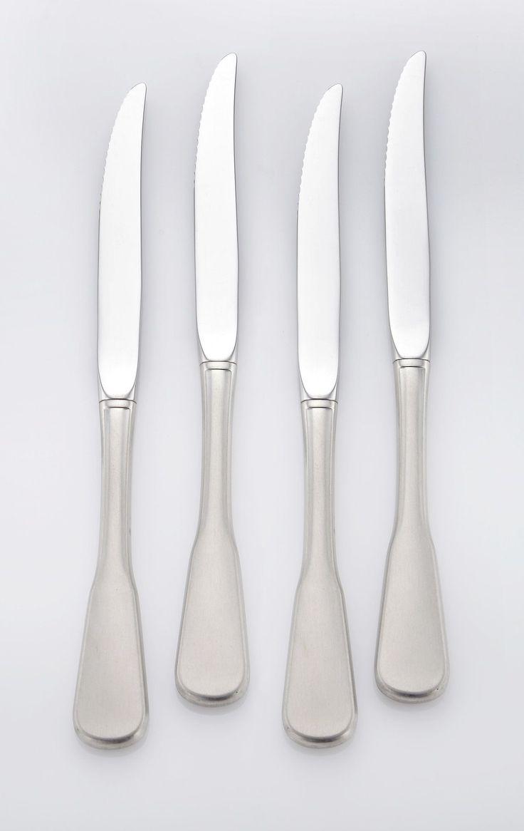 "Candra 4.6"" Steak Knife Set"