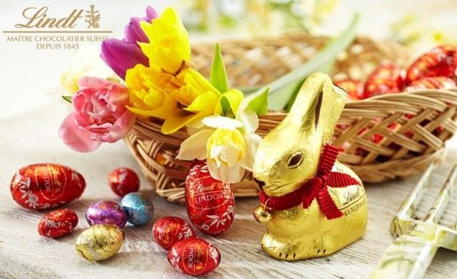 Fill your Easter Baskets with Delicious Lindt Chocolate! $15 for $30 towards Chocolate at Lindt Boutiques Across Canada