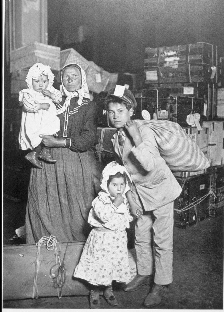 the history of the ellis island as the gateway to america Ellis island celebrates 125 years as gateway to america  that was the birth of  the public health system of the us it's a great untold history.