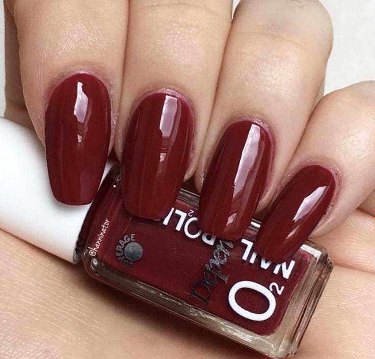 Depend nail polish. O2 495.