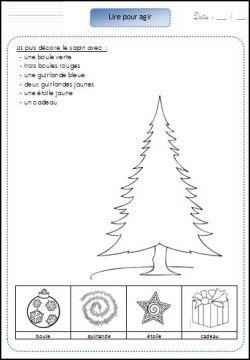 Lire Pour Agir Noël Cp Decouverte Du Monde Bricolage Noel Jeux