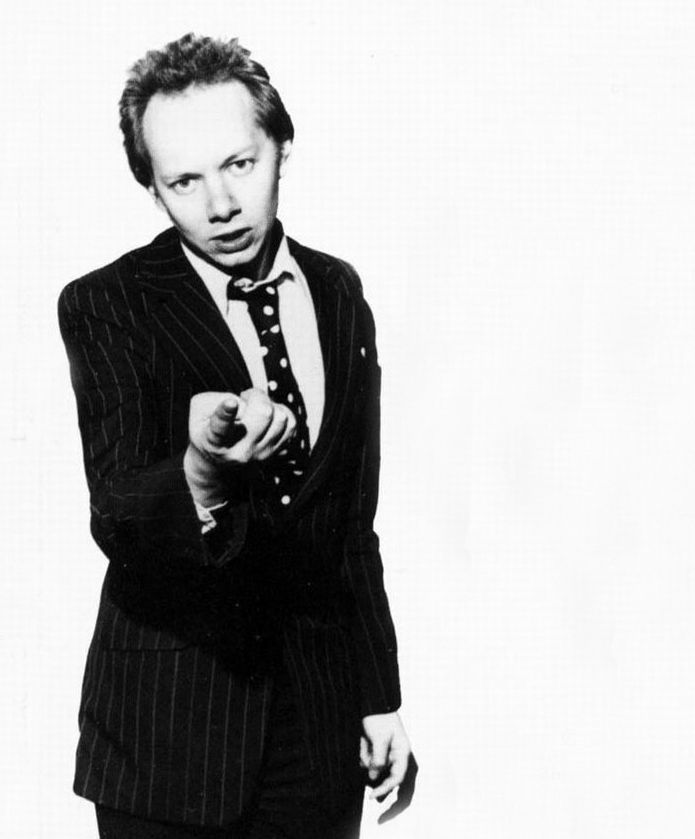 Joe Jackson [It's Different For Girls]