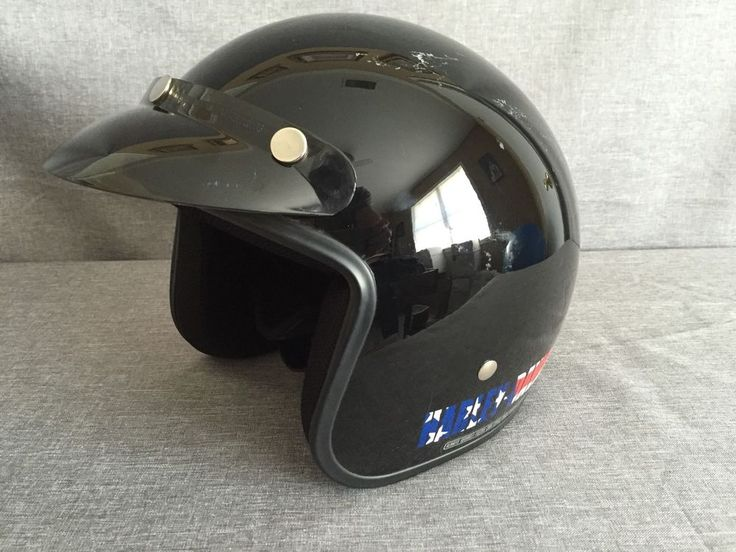 Youth Motorcycle Helmet L/XL Harley Davidson #HarleyDavidson