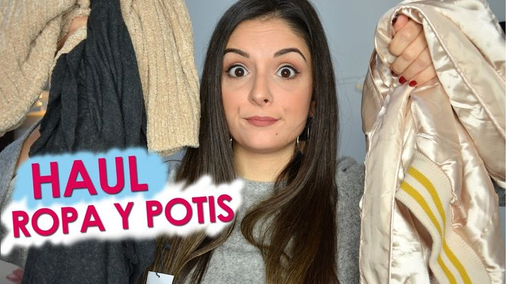 HAUL ROPA Y MAQUILLAJE!! | Zara, Pull&Bear, Mango, Bershka, Sillidrop...