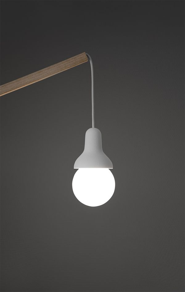 ♂ Product design TRAVELING LIGHT by Jean-Charles Amey, via Behance