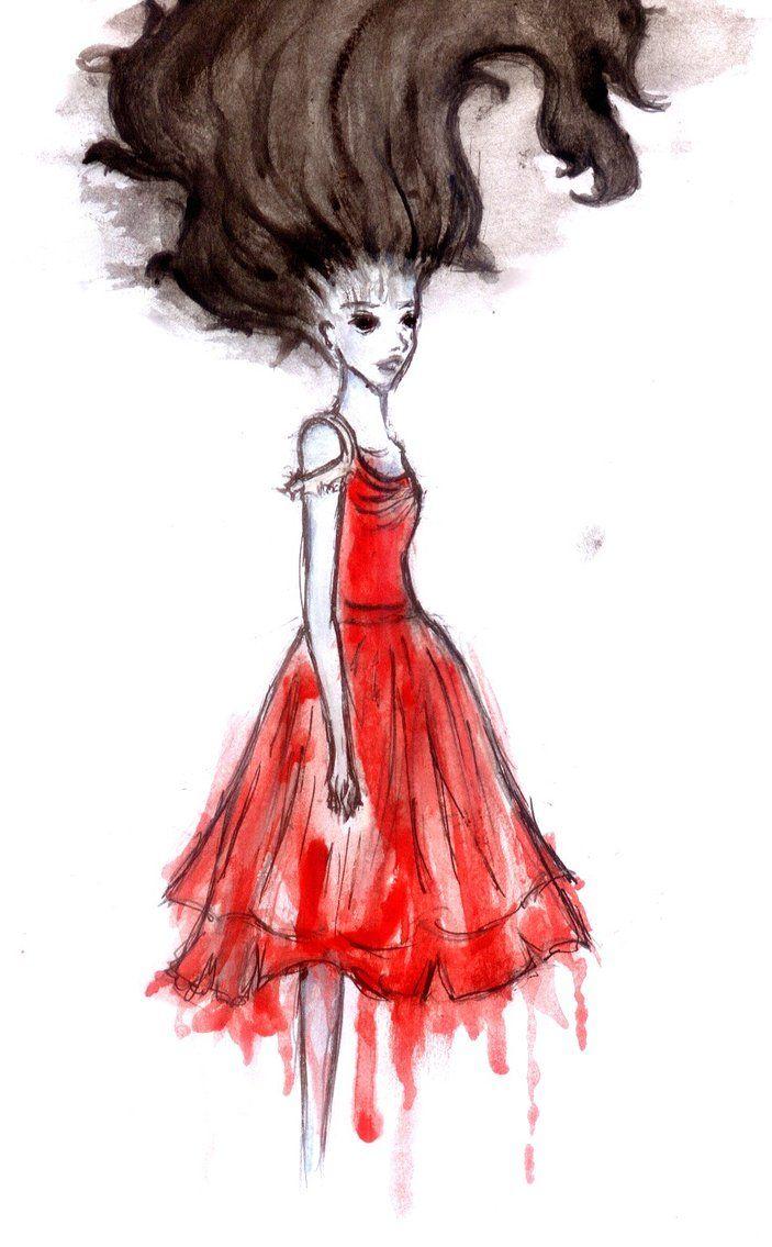11. Cas kan maar aan een ding denken in Thunder Bay, of beter gezegd een geest genaamd Anna dressed in blood. Anna Korlov is een meisje van 17 die vermoordt was in 1958. Een jaar later dook ze weer op in hetzelfde huis en vermoordde ze iedereen op lugubere wijzen die een voet zette in haar huis.