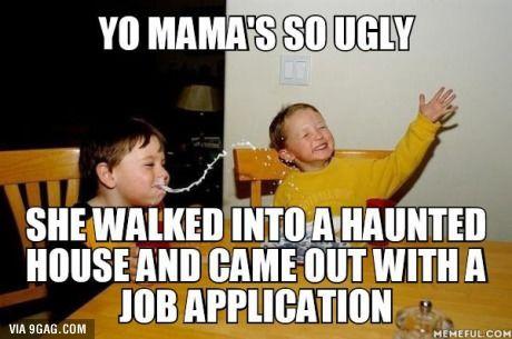 Yo mama sex jokes remarkable