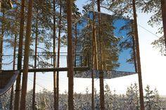 Les meilleurs hotels pour voir des aurores boreales 16
