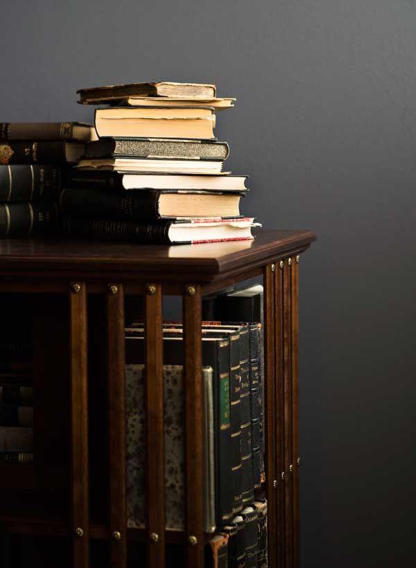 Boknäs Classic -karusellipöytä