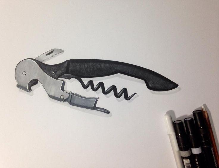 Corkscrew sketching