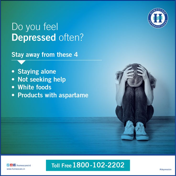 Are you getting depression often? Then follow these 4 tips