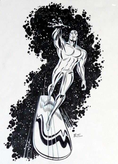 763 Best Images About  Artist  Bruce Timm On Pinterest