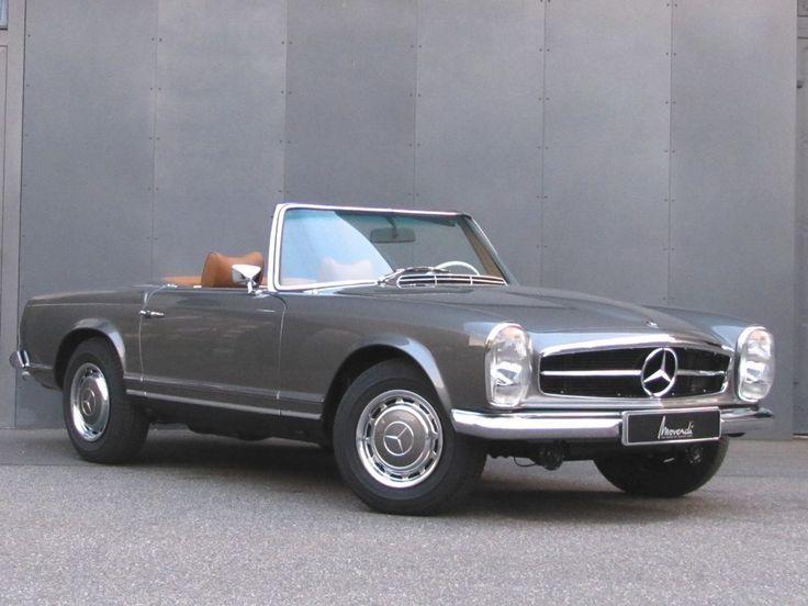 Mercedes Benz 280 SL Pagode 1969   – Auto ♡ – #Auto #Benz #Mercedes #Pagode #S…