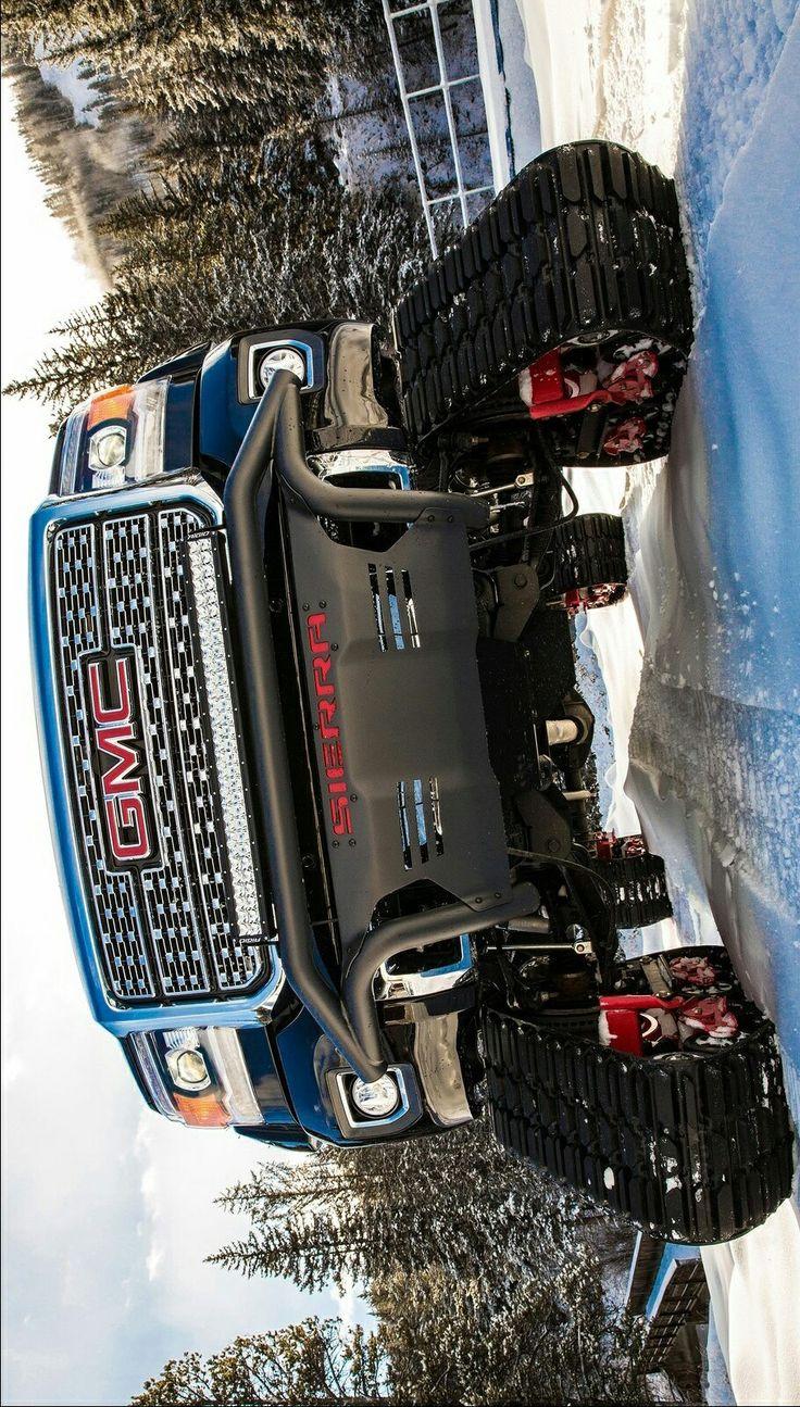 2017 GMC Sherra 2500HD All Mountain Concept