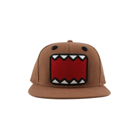 Shop for Domo Snap Back Hat in Brown at Journeys Shoes. Shop today for the hottest brands in mens shoes and womens shoes at Journeys.com.Snap back hat featuring Domo graphics.