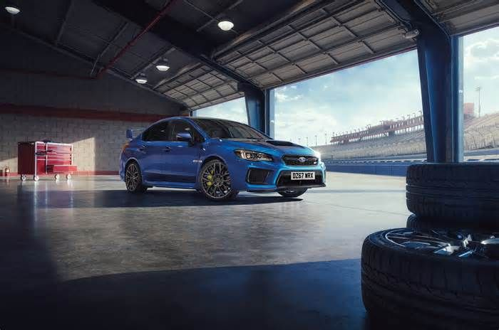 Subaru WRX STI Final Edition Coming to U.K. The Subaru WRX STI is bidding farewell to the U.K. market with the launch of a Final Edition model this November. But don't worry