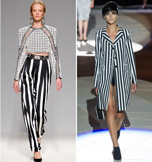 Spring-Summer Trend 2013: Graphics