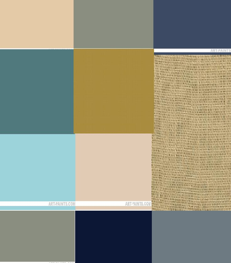 Color Schemes Taupe Orange Ivory: Wedding Colors: Midnight Blue, Grey, Steel Blue, Turquoise