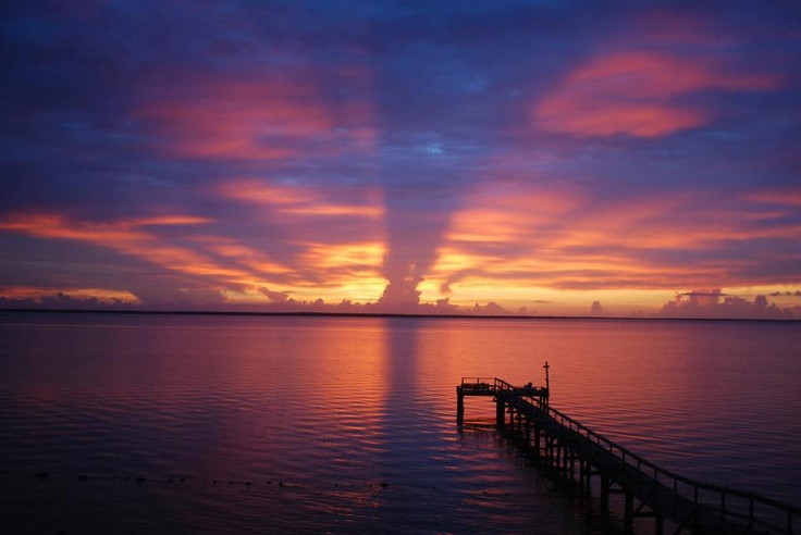 Baffin Bay Sunrise by Deb Giles Cooper via I Love Texas Facebook Page: Bays Sunrises, Things Texans, Baffin Bays, Texas Facebook, Deb Gile, Gile Cooper