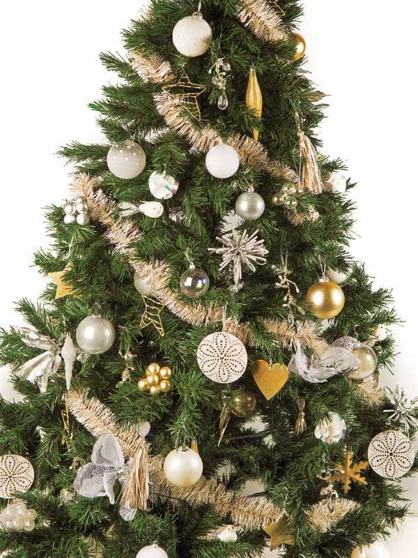 Arboles de navidad llenos de encanto - Ideas ganar espacio - Decoracion facil - Ideas para ganar espacio, decoracion facil, reciclaje de muebles - CASADIEZ.ES:
