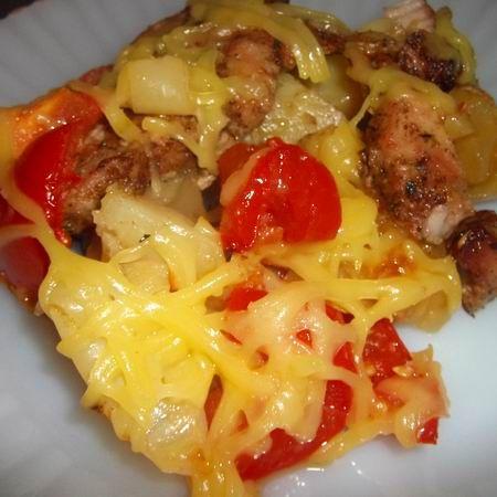 Egy finom Tepsis karaj krumplival ebédre vagy vacsorára? Tepsis karaj krumplival Receptek a Mindmegette.hu Recept gyűjteményében!