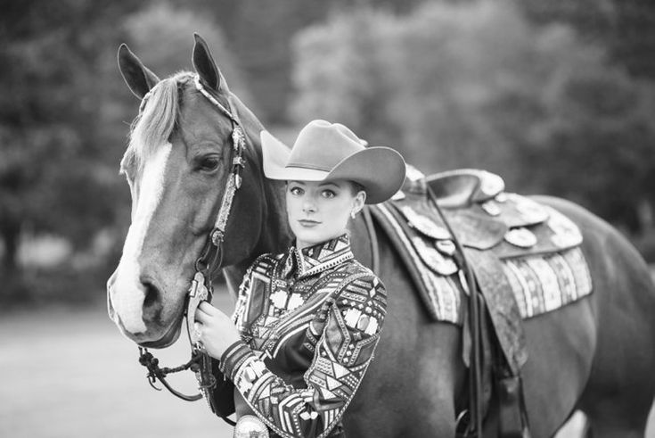 Maddie Anger - AQHYA - Potential Dooplicity - McCulloch Training Stable  - Portland Oregon - Kirstie Marie Photography - Fine Art Equine Photographer