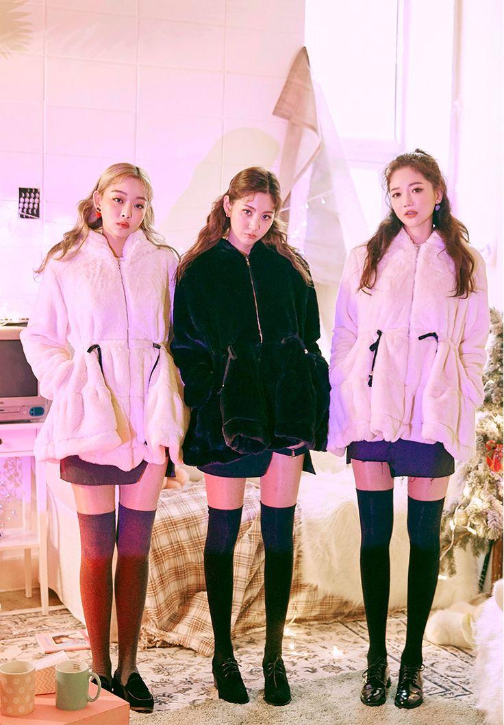 Chuu Mt Style2016 K Daily Fall Winter Pinterest